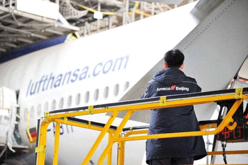 Ameco 完成2020-2021汉莎飞机冬季停场工作