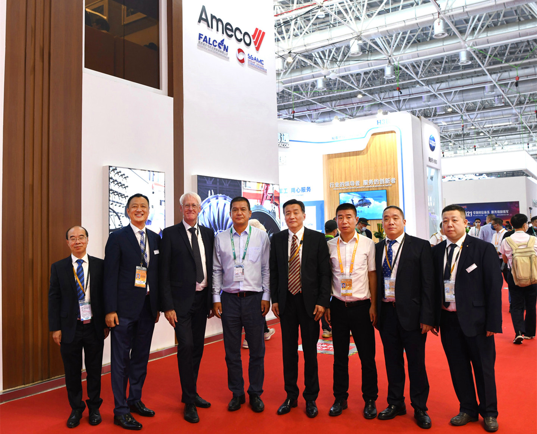 Ameco与深航签署APU小时包修备忘录